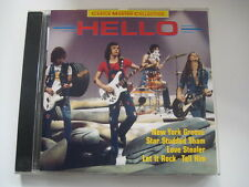 CD  HELLO  Same  Castle Masters incl. New York Groove  Let it Rock  Gold old USA
