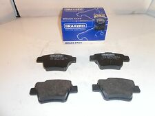 Peugeot 207 307 Rear Brake Pads Set 2000 Onwards GENUINE BRAKEFIT
