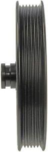 Power Steering Pump Pulley fits 2000-2011 Workhorse Custo W22 P32 W24  DORMAN OE
