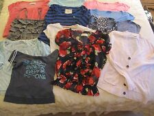 Lot of 13 Abercrombie And Fitch Womens Tops Tshirts Sweater EUC XS S