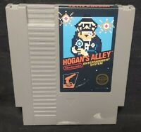 Hogan's Alley  - Nintendo NES Game Rare Tested Authentic Original