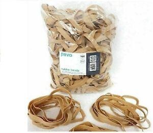 vielseitig verwendbar /Ø120mm Gummiringe B/üro Kautschukband Lager und Haushalt 1kg Gummis 60/% Kautschuk verschiedene Einsatzbereiche Haushaltsgummis 1,2 x 5mm