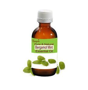 Bergamot Mint Pure & Natural Essential Oil Mentha citrata by Bangota