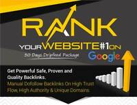 500 SEO Backlinks Google Suchmaschinenoptimierung inkl. Content Manuel Keywords