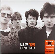 U2 U218 SINGLES CD ALBUM (2006)