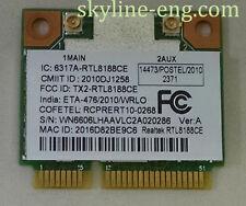 Acer Wireless Card NI23600108 Aspire E1 V3 V5 AO725 Travelmate TMP253 802.11n