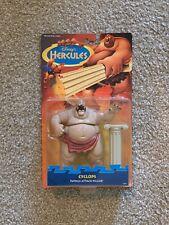 Vintage Disney Hercules Cyclops Action Figure Brand New In Box 1997