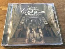 Orgue Cathedrale Coutances  [CD Album] Détrée  Purecell Boyce Corrette Dumont