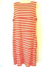 Jacqui E Viscose Regular Size Dresses Stripes