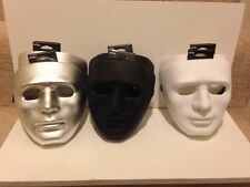Adult Drama Masks - Male - Lot of 6
