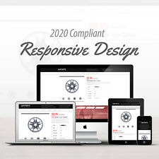 2020 Compliant Premium Responsive eBay Auction Listing Template Car Parts Design
