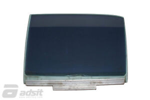 Used Mercedes 81-85, 88-91 W126 Rear Left Door Glass (Tinted) *1267300318