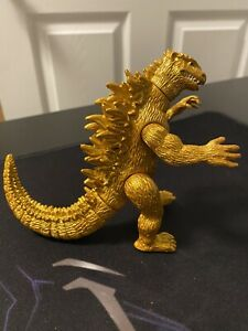 Gold Godzilla Figure
