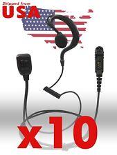 Walkie Talkie G-Shape Earpiece Headset for Motorola XPR3300 XPR3500 P6608 P6628
