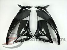2009-2012 Ninja ZX6R ZX-6R Upper Side Mid Panel Fairing Cowl 100% Carbon Fiber