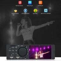 "1Din 4.1""In Dash Car Bluetooth Stereo DVR MP5 HD Player Touch Screen FM Radio"