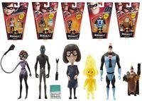 Incredibles 2 Elastigirl Edna Jack Jack Doll Age 4+ Toy Mr Incredible Underminer