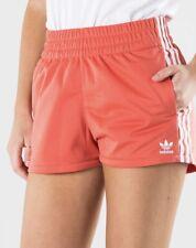 ladies Three Stripe short shorts UK 10 Eur38