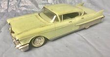 1958 Cadillac Fleetwood Dealer Promotional 1:25 Plastic Model CarJo-Han