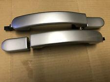 Ford Fiesta Mk6 & Mk6.5 Moondust Silver Door Handles De Locked ST Zetec S 02>08