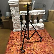 Paul Buff Air Cushioned Light Stands With Casters