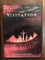 The Visitation (DVD, 2006, Full Frame  Widescreen) Rare Horror OOP Eddie Furlong