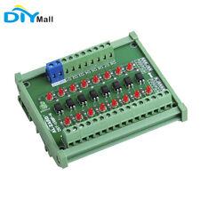 8channel Optocoupler Isolation Module Plc Signal Level Voltage Conversion Board