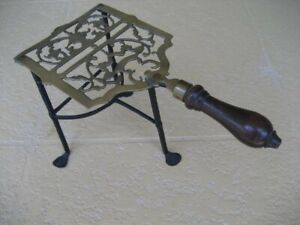 Antique trivet fireplace/hearth ca. 1860's