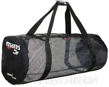 Mares Cruise Mesh gear bag Scuba or Free Diving storage carry bag very durable