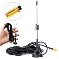 Dual Band SMA-Female Antenna For BaoFeng BF-888S BF-UV5R Walkie-talkie Radio