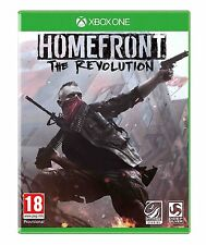 Homefront: The Revolution D1 Edition  XBOX ONE