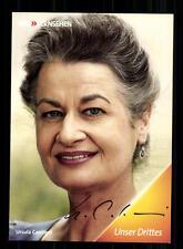 Ursula Cantieni die Fallers Autogrammkarte Original Signiert # BC 84726