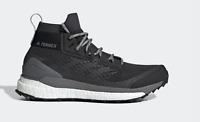 Adidas Womens Shoes TERREX FREE HIKER OUTDOOR SHOES Carbon Black Size 8.5