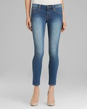"NWT WOMEN'S D-ID ""FLORENCE"" ANKLE SKINNY JEANS WEST L.A. STY#1500-0302 SZ:25"
