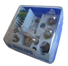 Philips Autolampen Box Ersatzbox PKW H7 Ersatzkiste Lampe Auto Ersatzkasten 9tlg
