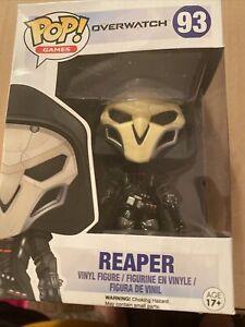 Funko Pop! Overwatch: Reaper #93 Vinyl Action Figure *NEW IN BOX*