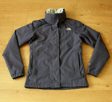 The North Face HYVENT Ladies Wind Cheater Blue Hooded Jacket Size XS/TP