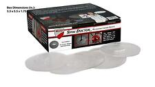 Spin Doctor Tile Leveling System Anti-Friction CLEAR View SHIELD 100 pc box