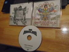RARE PROMO The Herbaliser CD Same As It Never Was electronic JEAN GRAE Yungun !