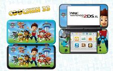 SKIN DECAL STICKER - NINTENDO NEW 2DS XL - REF 203 PAW PATROL