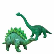 Jet Creations Inflatable Stegosaurus Brachiosaurus 2 Pack Dinosaur Great for Poo