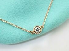 Tiffany & Co. 18K Rose Gold Peretti By The Yard Diamond Bracelet