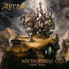 AYREON - INTO THE ELECTRIC CASTLE - NEW CD ALBUM