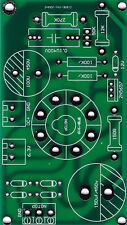 6V6 6L6 6P6P EL34 6P3P KT88 Tube rectifier power supply PCB board preamp Pre-amp