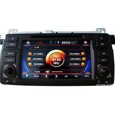 AUTORADIO GPS 2 DIN ERISIN BMW SERIE 3 E46 WI-FI 3G DVD USB MP3 DVX NO DOGANA