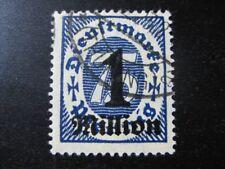 DEUTSCHES REICH Mi. #96 scarce used stamp! CV $60.00