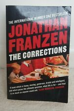 The Corrections by Jonathan Franzen (Paperback) LIKE NEW-FREE POST-TRACKING