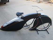 "Custom Fiberglass 26"" bicycle body kit lowrider adult size cruiser paperboy"