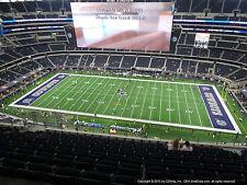 2 DALLAS COWBOYS PSL SBL 40YDL SEC411 ROW14 TICKETS NFL DAK EZEKIAL PAID IN FULL