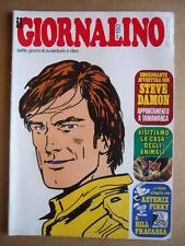 GIORNALINO n°7 1975  Asterix Gianni De Luca  [G554]